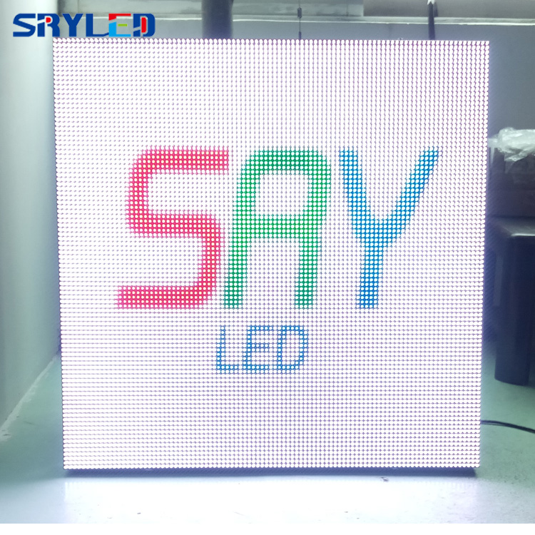 Low Power Consumption Epistar Outdoor Full Color RGB P10 Display LED Module