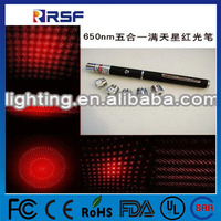 hot sale /Factory Direct 650nm 30-50mw red laser pen red laser pointer with velvet box
