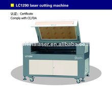 low cost g.weike arts and crsfts used laser cutting & engraving machine LC1290