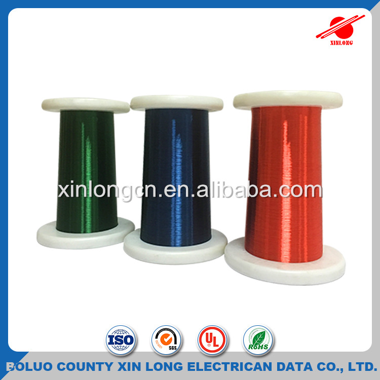Enamel Copper Transformer Winding Wire Varnish Insulated Copper Wire for Winding