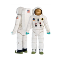 custom make plastic collectible pvc action figure, Make your OEM design custom pvc articulated astronaut toy figure