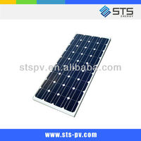 Hot sale 100W solar panels with high quality