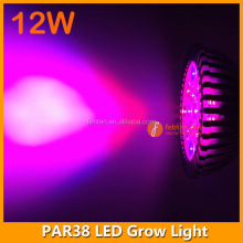 12W LED full spectrum grow lamp E27 110V 220V led grow lights for flowering