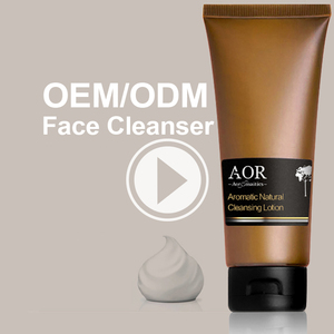 face cleanser male/female facial wash clear gel oem/odm manufacturer good quality