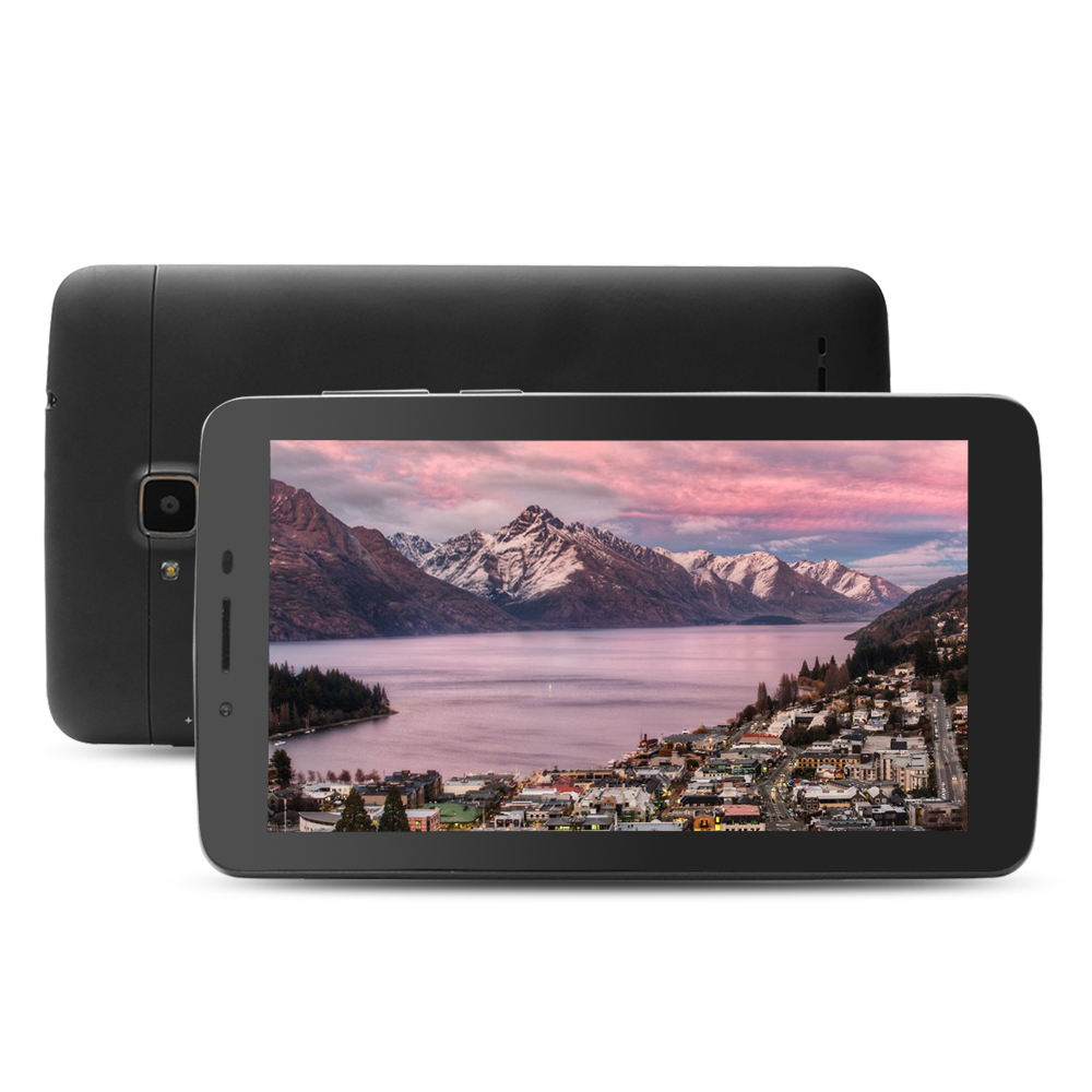 New 7inch android 3g wcdma 850/ 1900/ 2100 low price phone call tablet pc