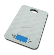 5kg digital kitchen weighing scale for food fruit vegetable with large glass platform