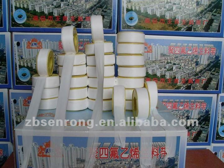 High Quality PTFE Thread Seal Tape with different coulour spool and cover