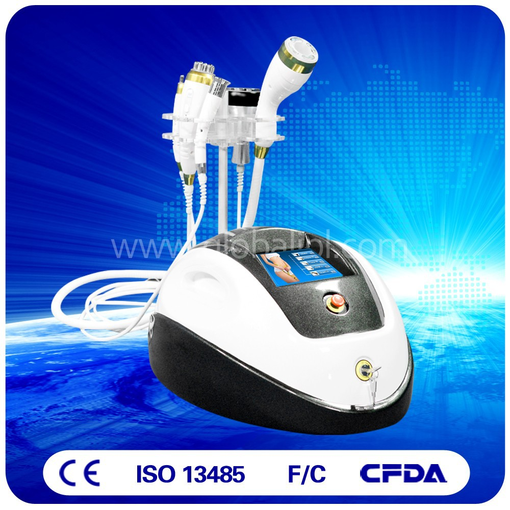 portable cavitation slimming fat & weight loss body massage vibrator machine