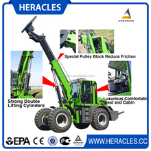 HERACLES cheap telescopic boom loader for sale