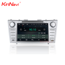 Kirinavi WC-TC8006 android 5.1 car multimedia GPS navigation for toyota camry 2006-2011 car dvd player 16G ROM wifi 3g