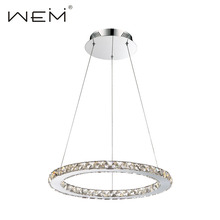 Dining rooms wholesale crystal chandelier with CE UL SAA certificate