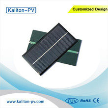 Cheap 6V 1W Mini Epoxy Small Polycrystalline Solar Cell Panel Module For DIY Solar Light Phone Battery Charger Toy,