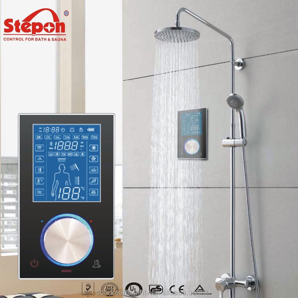 Digital shower temperature control - Manufacturers Of Digital Shower Control System