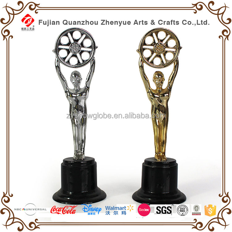 Custom metal trophy sports souvenirs trophies for winner