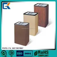 Best price using hotel lobby ashtray garbage bin with cover