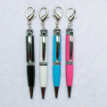 New Arrival Novelty Mini Pen Multicolor Cute Ball Point Pen With Custom Logo Promotional Keychain Pen