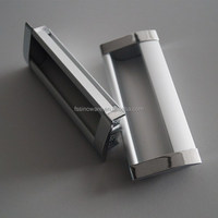 Recessed Pull Handle Foshan Aluminum handle