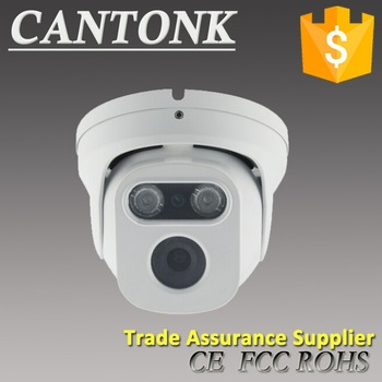 2017 Cantonk Factory Price High Quality 6mm Vandalproof IP66 OSD Night Vision 4MP AHD Camera