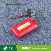 COB Carabiner Keychain mini Light with AA Battery