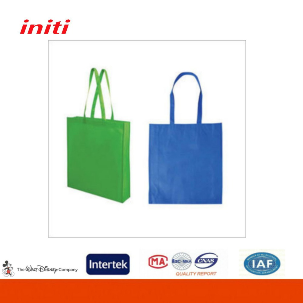 2016 quality printing non woven wholesale tote bags
