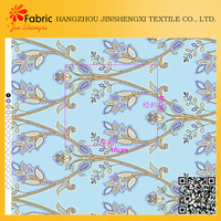 Hot selling 100% cotton printed bedding textile stock lot in China