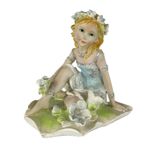 WGA012 Resin handmade customized wholesale novelty sexy fairy figurines