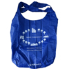 Huanlu foldable polyester shopping tote bag for promotion