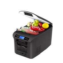 Yunger compressor car cooler box