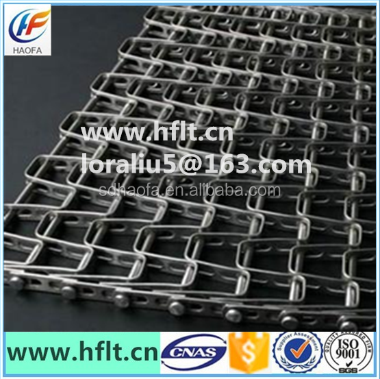 honeycomb mesh conveyor belt for pizza auto production line