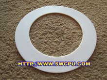 Custom Corrosion resistance and Absorbs vibrations Plastic Spacers
