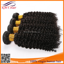 Top quality grade 6a unprocessed expression hair attachment