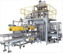 fully-auto packing machine for 10-50kg per bag