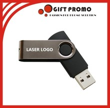 Logo Laser Engraved 1GB USB Flash Drive