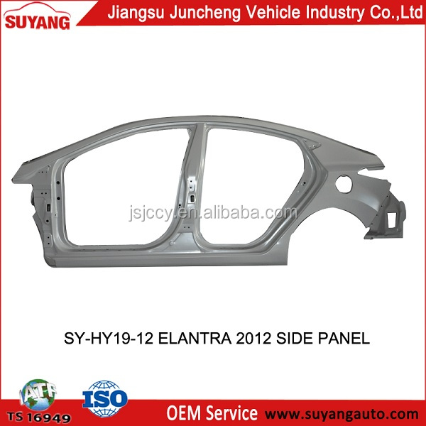 Auto Metal Accessories Body Panel,Side for Hyundai Elantra 2012