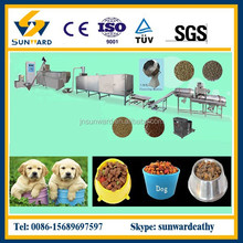 Hot sale customized pet food production line with global service