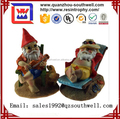 Garden Gnome Polyresin figurines
