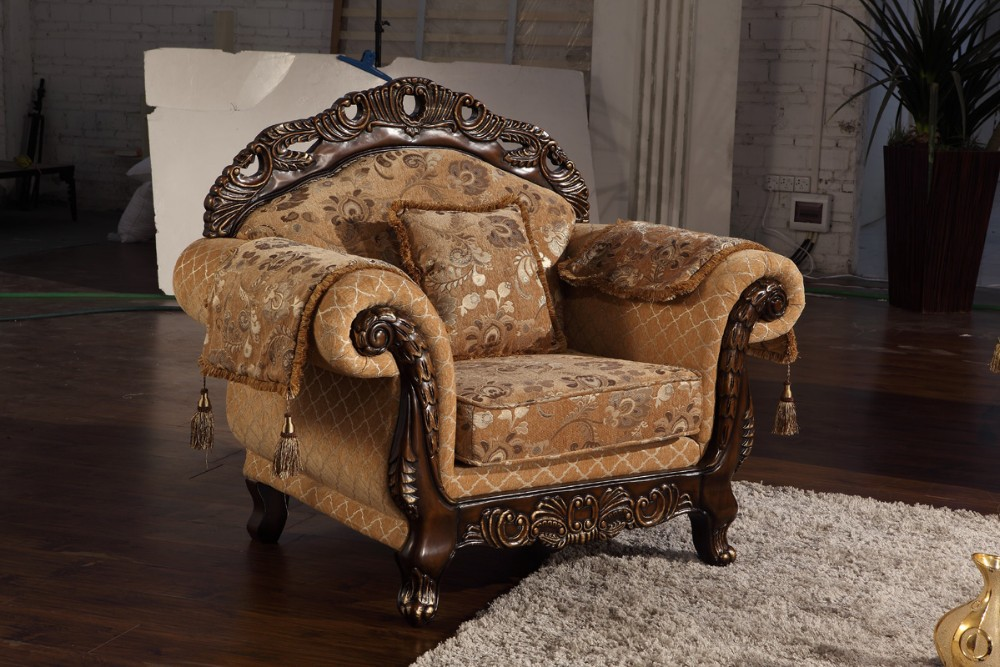 European Style Fabric Sofa Set Designs For Royal Furniture Living Room Buy