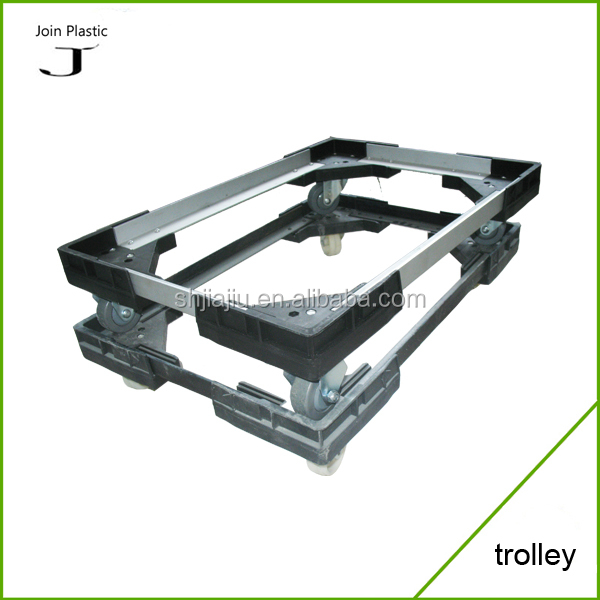 plastic moving dolly cheap high quality 570*370*145mm Plastic Tow Dolly