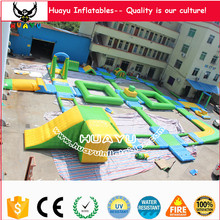 Inflatable portable water park,sports park project,water park installation