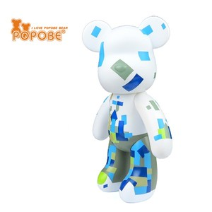 10 Inches POPOBE Bear Showpieces for Home Decoration Brand Promotion Gifts