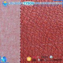 New fashion pvc artificial synthetic leather fabric for sofa upholstery
