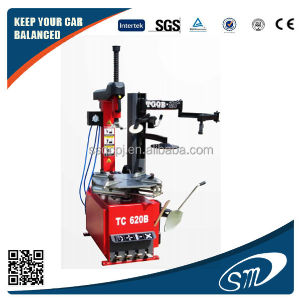 TC 620B high-accuracy tire changer for truck repair machine