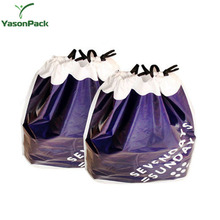 Plastic Dry Cleaning Bag for Hotel or Laundry Use