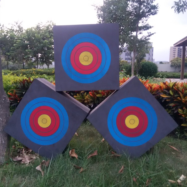 Target Face for Archery; Entertainment Use Archery Products
