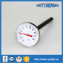 economic food excellent quality wireless cooking factory dial meat grill thermometer