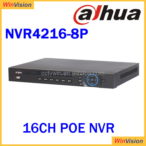 Up to 12Mp resolution preview& playback ONVIF Version 2.4 32CH 4K NVR NVR608-32-4K