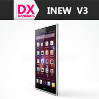"5.0"" Inew V3 MT6582 quad core 16GB ROM 13.0 MP camera cell phone"