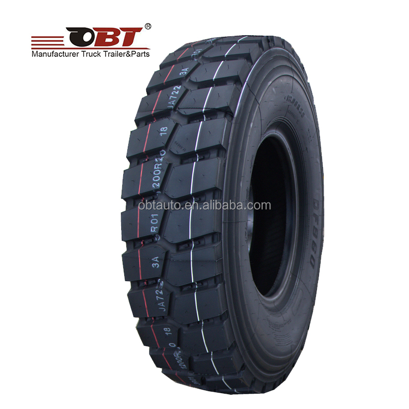 USA design 295/75 R22.5 tubeless truck <strong>tyres</strong> without anti-dumping