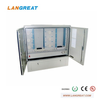 Outdoor Optical Cable Cross Connection Cabinet