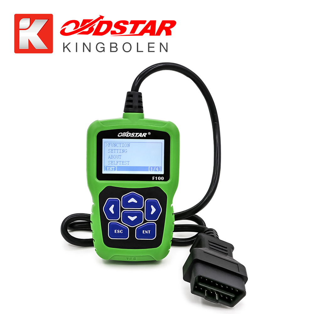 Original OBDSTAR F-100 Auto Key Programmer For Mazda/for FD F100 Immobilizer No Need Pin Code Support New Models & Odometer